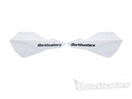 SABRE plastové kryty rúk SET bielo-biele
