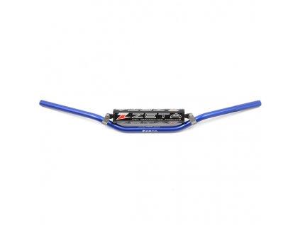 ZETA CX Riadidlá 22,2mm DualSports Low Modré