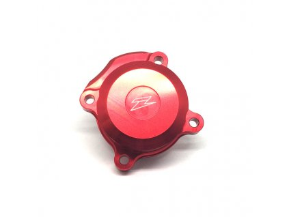 ZETA kryt olejového filtra CRF250L/M/RALLY červený
