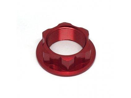 ZETA Matica krku riadenia M22x27-P1.0 H12 Červená