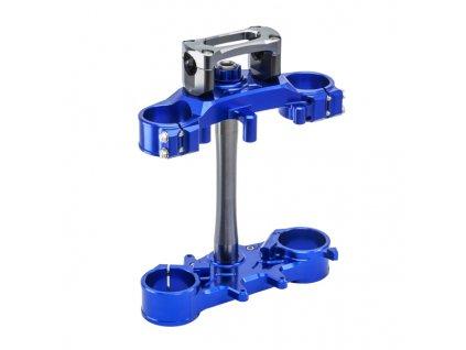 ZETA Okuliare - držiak vidlice Kit SX WR250R Modrý