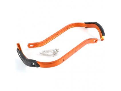 ZETA Pro Armor-chrániče rúk tvarované oranžové