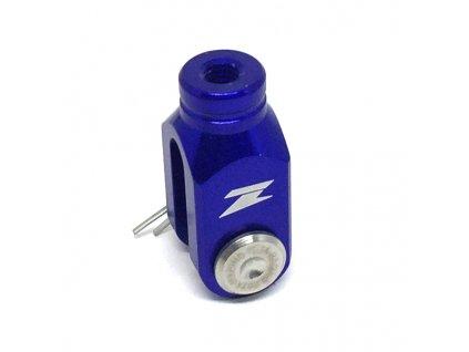 ZETA Vidlička zadnej brz.pumpy CR/CRF modrá