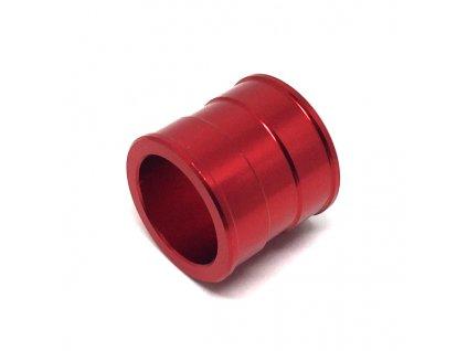 ZETA Vymedzovacie podložky Predné CRF250X/450X'04- Červené