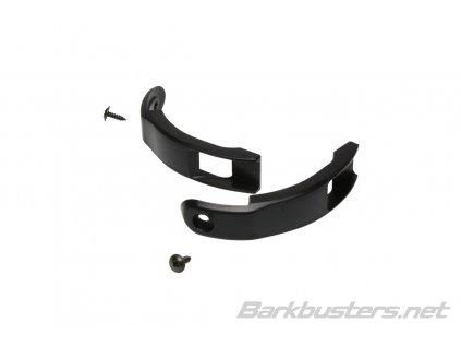 Barkbusters VPS ochranný kryt - slider - čierne 2ks