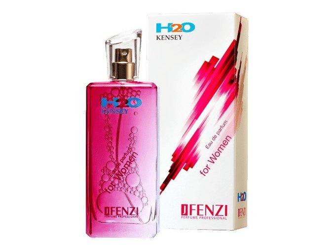 JFenzi Kensey H2O Woman parfémovaná voda 100 ml