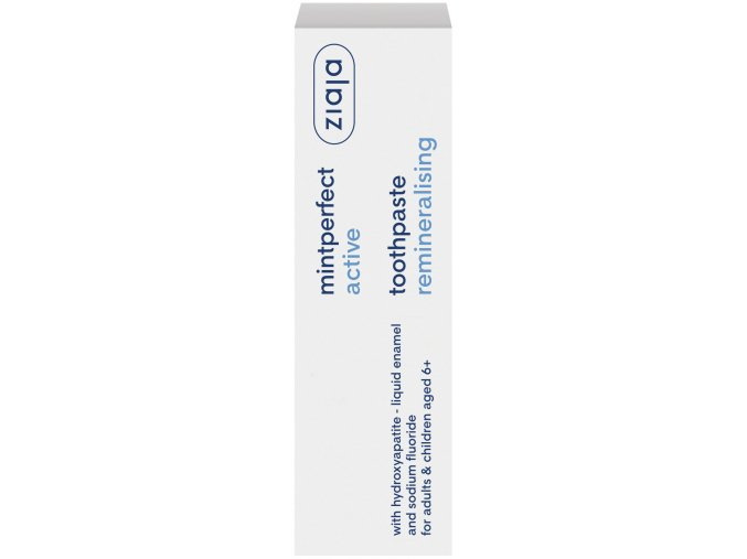 15449 GB DE ES MINTPERFECT ACTIVE REMINERALISING TOOTHPASTE 50526
