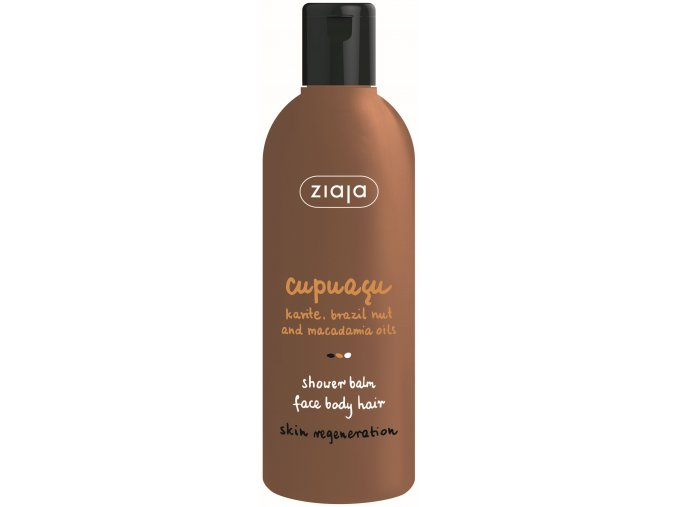 Ziaja Cupuacu Balzám do sprchy  300 ml