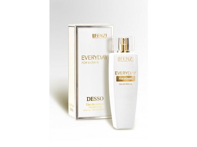 JFenzi Desso Everyday parfémovaná voda 100 ml