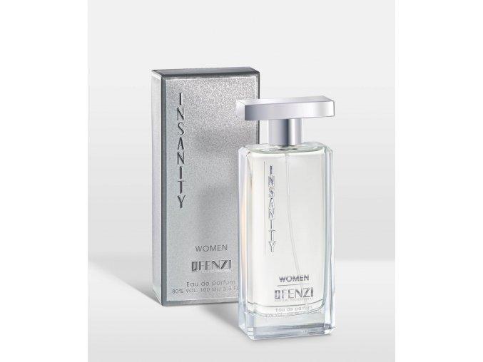JFenzi Insanity Woman parfémovaná voda 100 ml