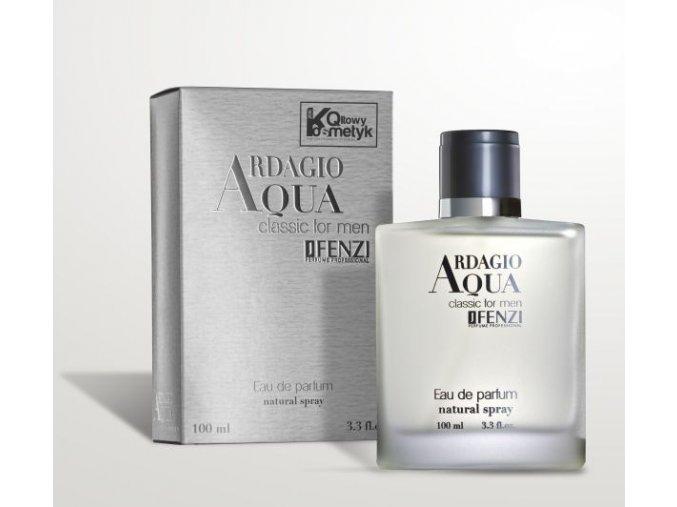 JFenzi Ardagio Aqua Men parfémovaná voda 100 ml