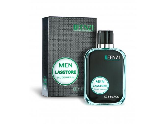 JFenzi Lastore Iz.Y Black parfémovaná voda 100 ml