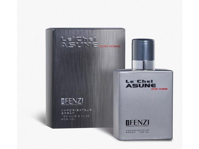 JFenzi Le' Chel Asune Sport parfémovaná voda 100 ml