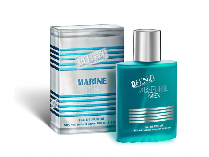 JFenzi Marine Men parfémovaná voda 100 ml
