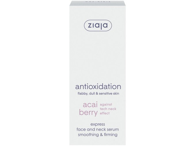 Ziaja Acai berry Pleťové sérum 50 ml