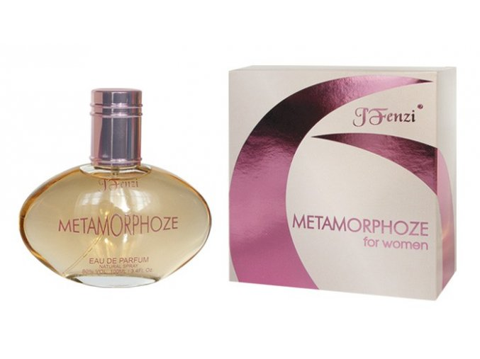 JFenzi Metamorphoze for Woman parfémovaná voda 100 ml