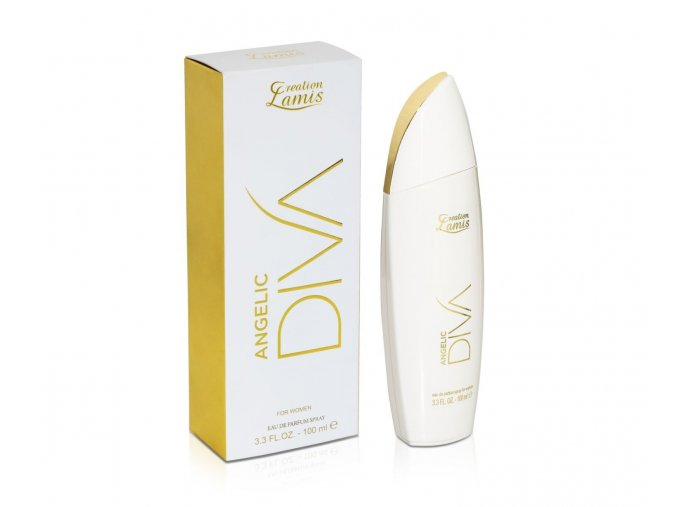 Creation Lamis Angelic Diva Edp 100 ml