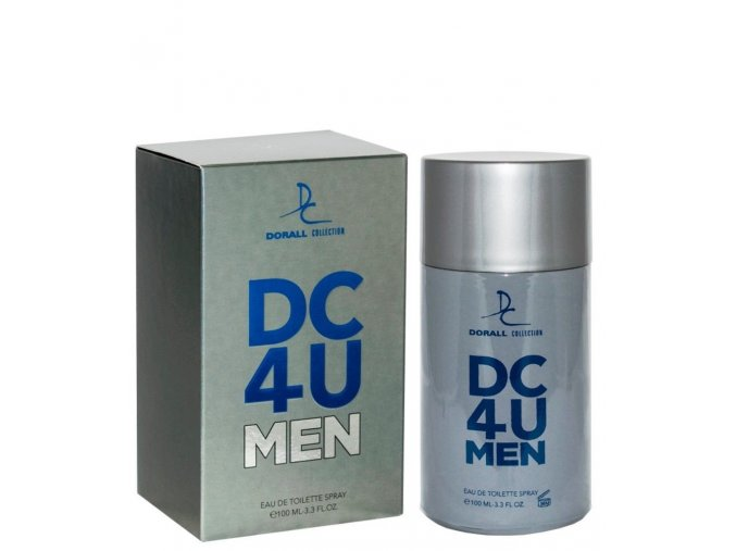 Dorall Collection DC 4u Men Edt 100 ml