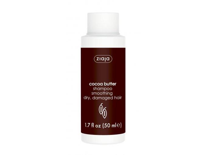 Ziaja Kakaové máslo Vyhlazující šampon na vlasy 50 ml