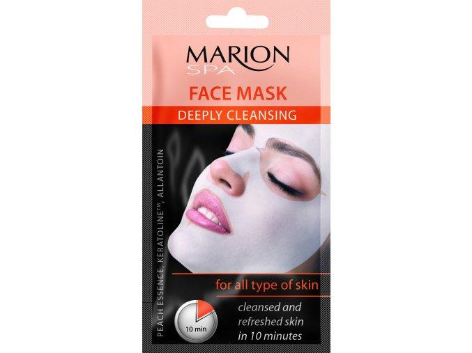 Marion Hloubkově Čistící Pleťová Maska 15ml