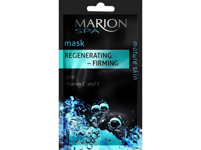 Marion Spa Pleťová Maska Regenerační Zpevňující  7,5ml