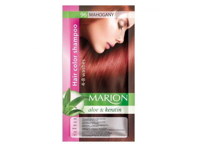 marion tónovací šampon 96 mahogany