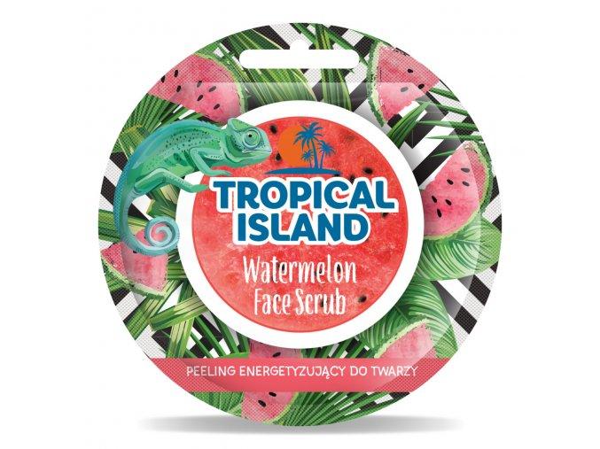 1753 Watermelon Peeling do twarzy Tropical Island