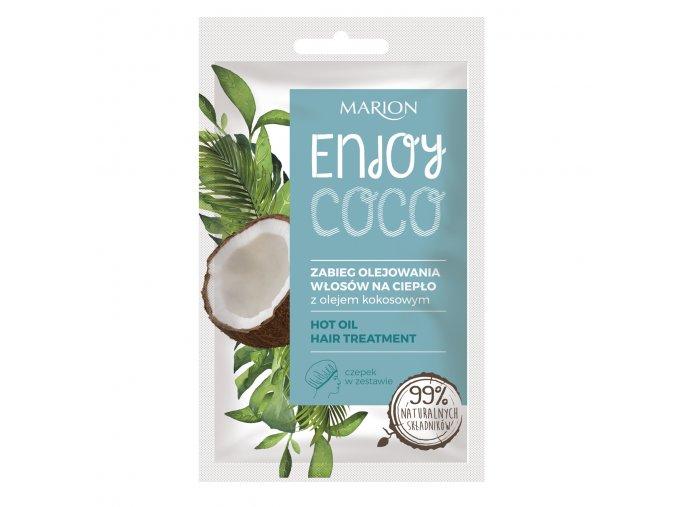 marion enjoy coco zabieg olejowania