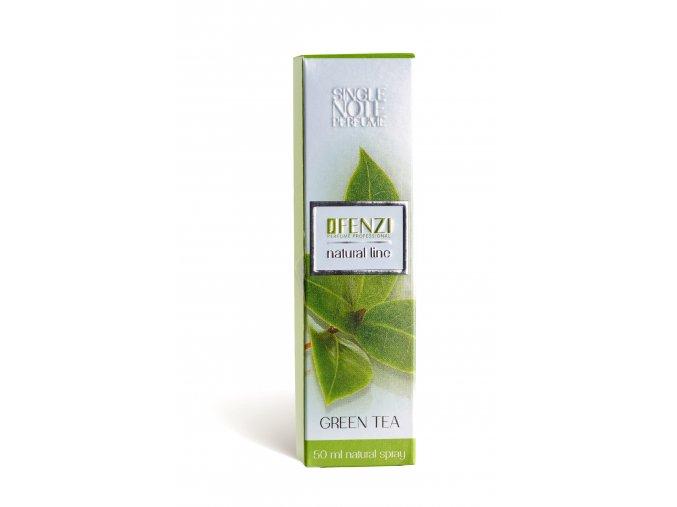 Pudelko GreenTea nuta