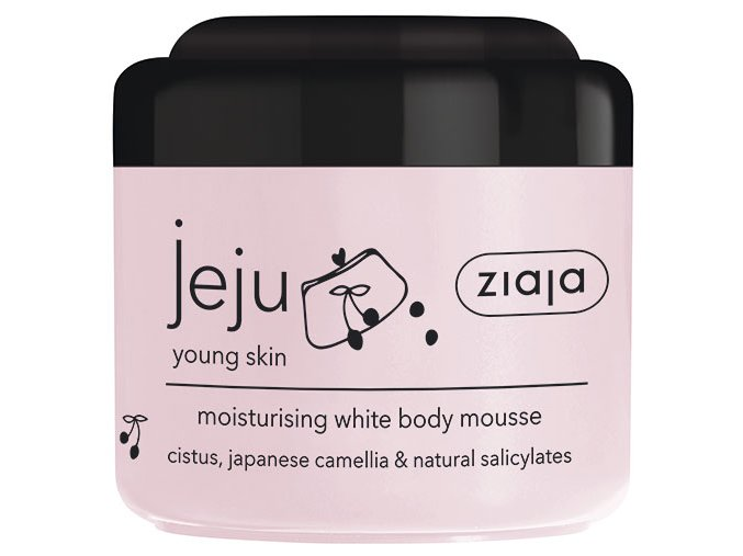 00606 JEJU WHITE BODY MOUSSE 58278