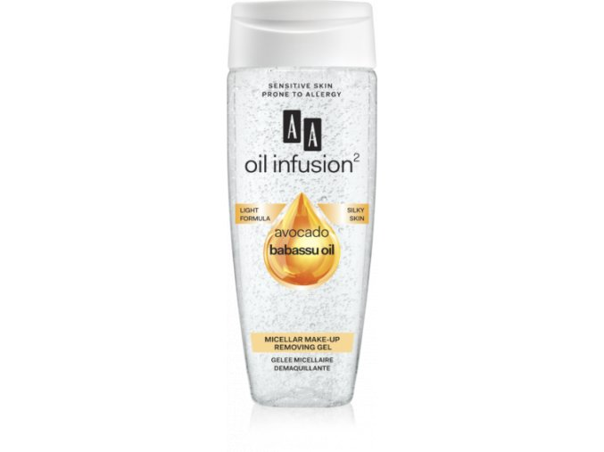 AA Oil Infusion micellar make up 189x570