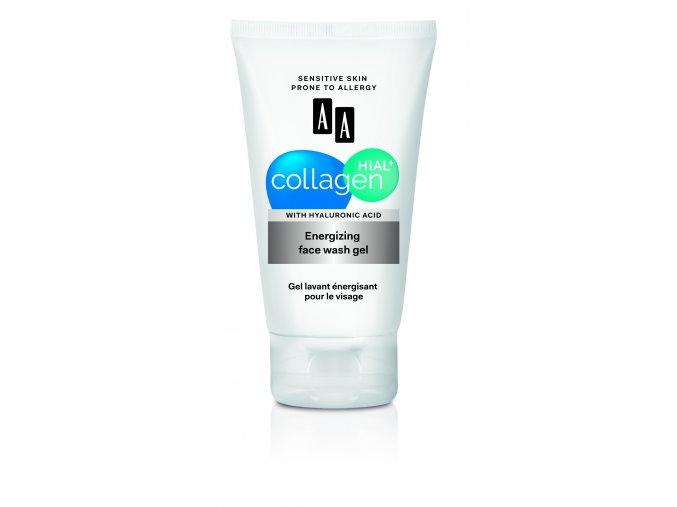 AA COLLAGEN HIALU+ energizing face gel tube (3)