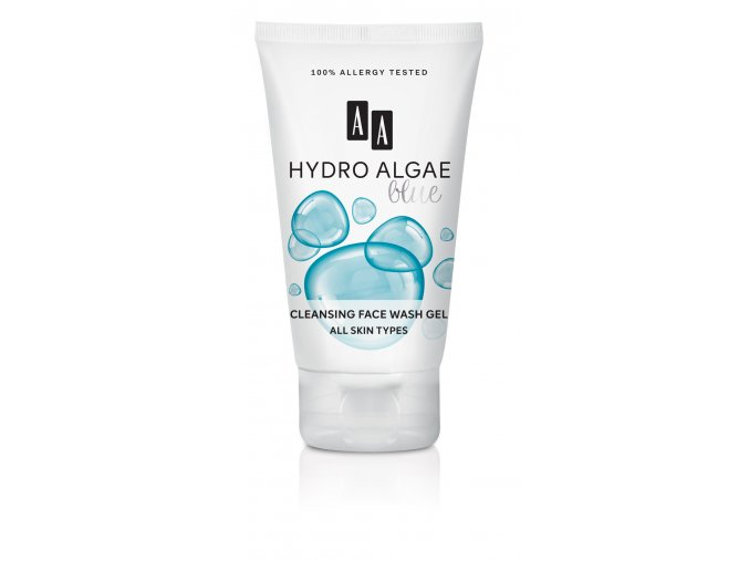 AA HYDRO ALGAE cleansing gel tube