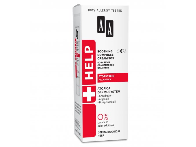 AA HELP ATOPIC Soothing compress cream