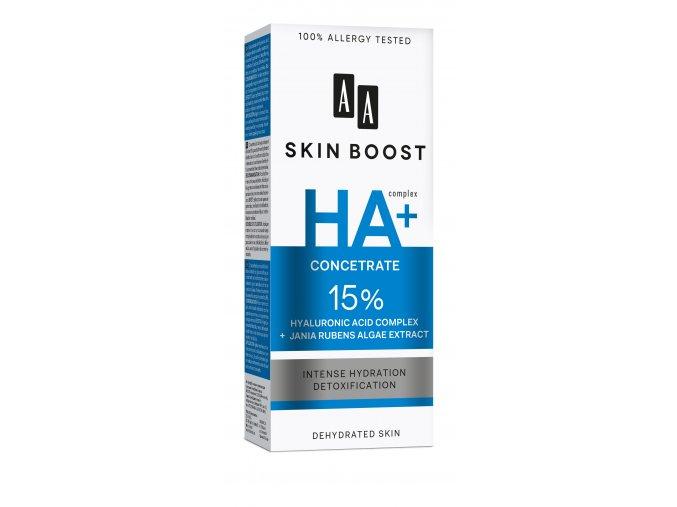 AA Skin Boost HA+ kartonik