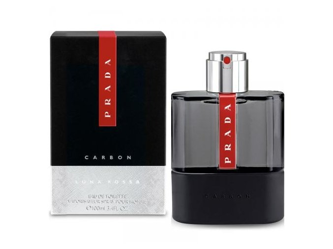 prada luna rossa carbon 100ml edt