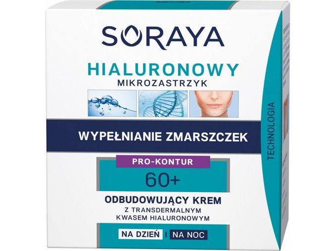Soraya Soraya Hialuronowy Mikrozastrzyk 60 Krem na dzien i na noc 50ml 28861631 0 1000 1000