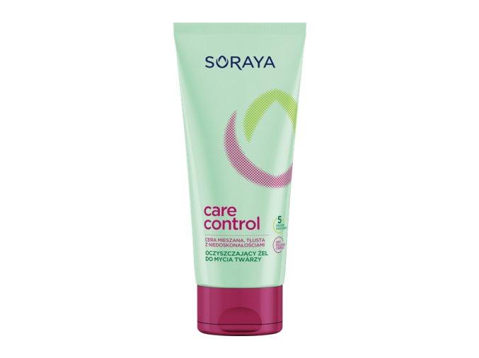 OS00701 5901045073866 Care & Control Mycí gel pro mas smíš pleť s nedokon. 150ml