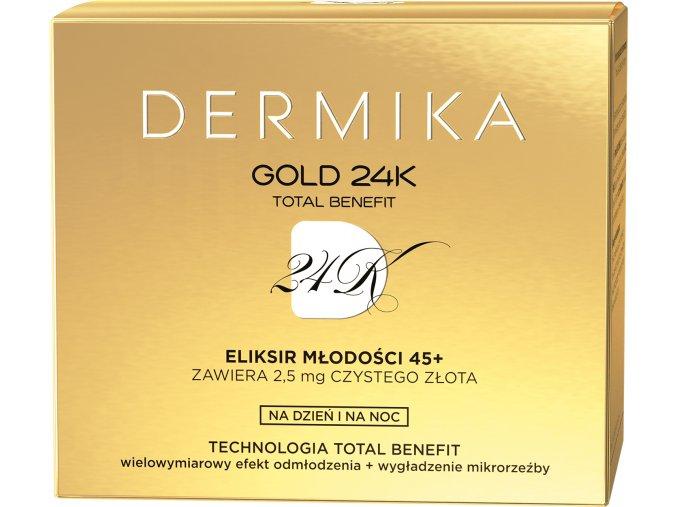 OD00601 WIZ 2016 GOLD24k 45+ DZIEN NOC box 212321