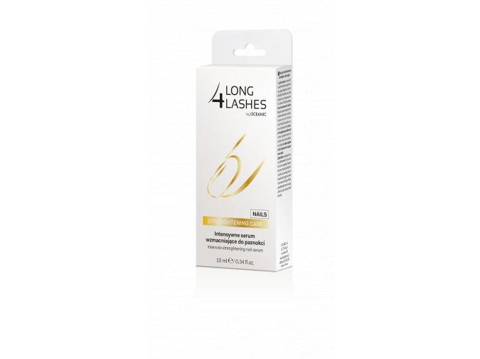 L4L Nails Intensive Stimulating Nail Serum 10 ml box