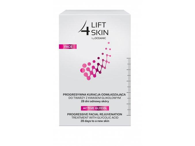 L4S Active Glycol treatment box front