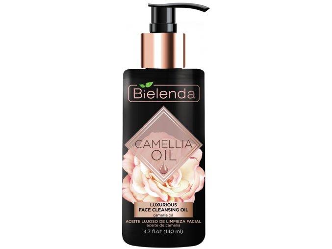 50575 CAMELLIA OIL Luxurious face cleansing oil 140 ml (EXP ROSS) BOTTLE