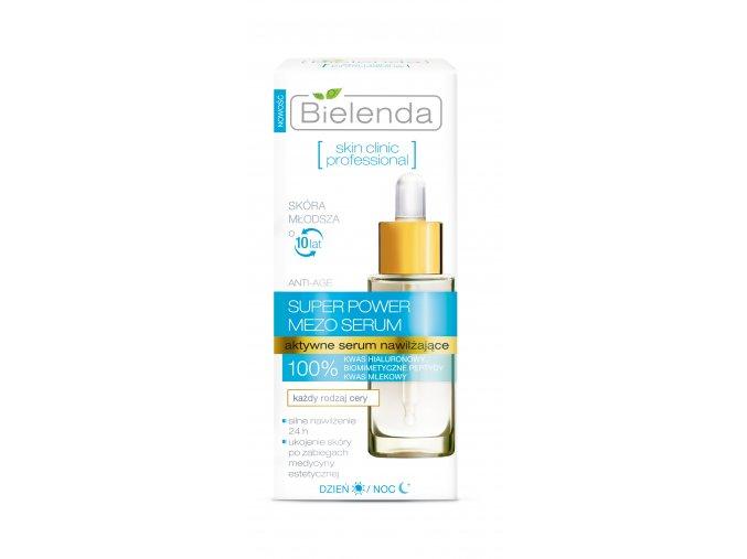 Skin Clinic Professional Aktywne serum nawilżające 30 ml EAN 5902169015183