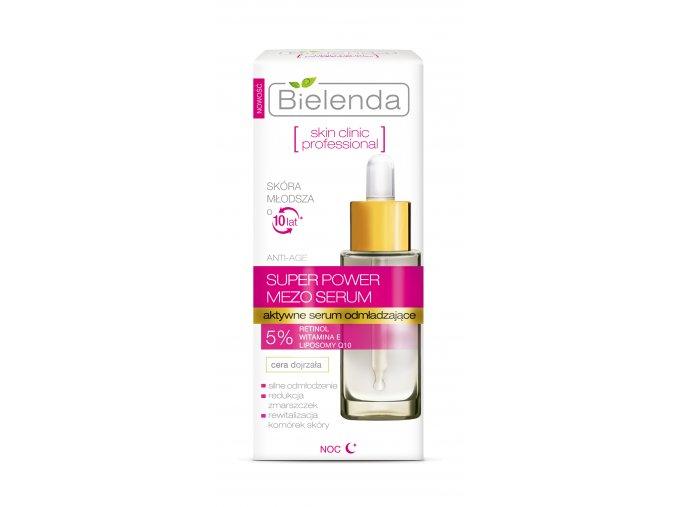Skin Clinic Professional Aktywne serum odmładzające 30 ml EAN 5902169015190