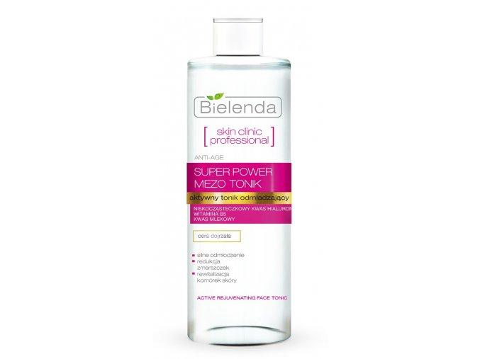Skin Clinic Professional Aktywny tonik odmładzający 200 ml EAN 5902169015282
