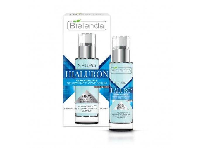 BIE 00540 Neuro Hialuron Serum odmladzajace BOX i butelka