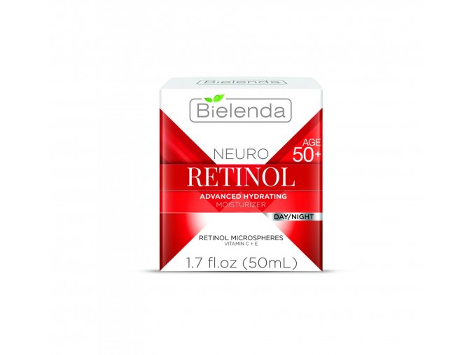 BIE 00809 cz Age Therapy Retinol face cream BOX 50+ copy