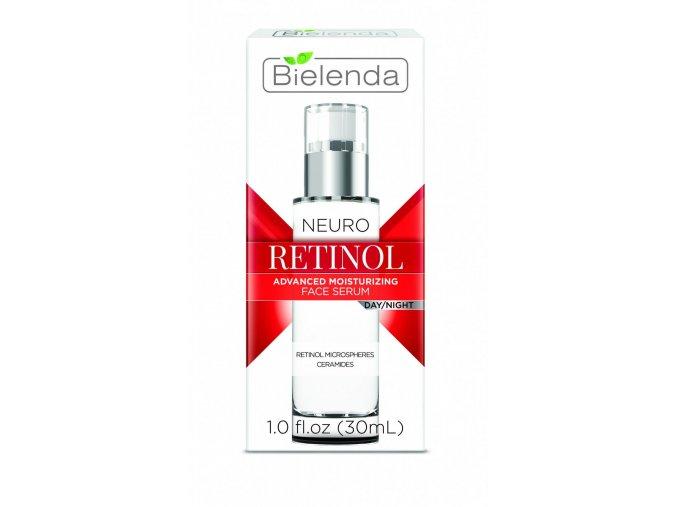BIE 00806 cz Age Therapy Retinol face serum BOX copy