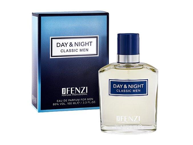 JFenzi Day & Night Classic men  parfémovaná voda 100 ml