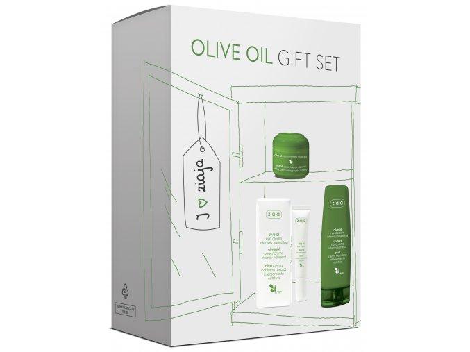 5901887052685 ZIAJA Olivový olej Vánoční balíček 3ks 50241